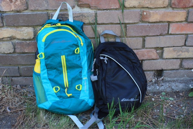 Eddie Bauer Stowaway Backpacks