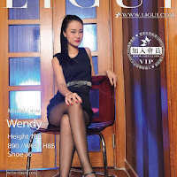 LiGui 2015.10.14 网络丽人 Model Wendy [32P] cover.jpg