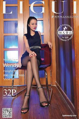 LiGui 2015.10.14 网络丽人 Model Wendy [32P]