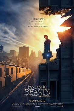 Animales fantásticos y dónde encontrarlos - Fantastic Beasts and Where to Find Them (2016)