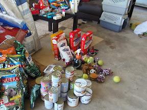 Thank You - Goods Donation Michaela and SBH