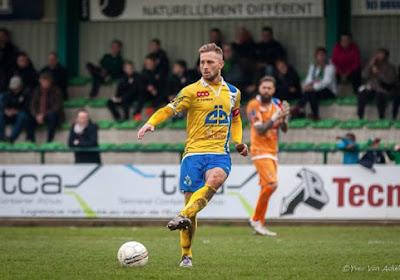 """Vandiepenbeeck après son triplé: """"J'aurais préféré que ce soit les attaquants qui marquent les goals"""""""