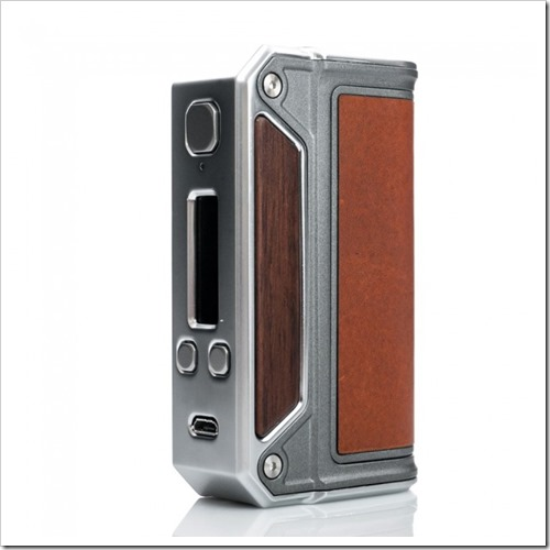 therion dna75 tc box mod by lost vape 8a2%25255B5%25255D - 【MOD】Therion DNA75 TC Box Mod by Lost VapeとSilicone Case Cover for Joyetech Ego Aio【DNA75基盤搭載】