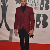 OIC - ENTSIMAGES.COM - Louis Smith at the  The BRIT Awards 2016 (BRITs) in London 24th February 2016.  Raymond Weil's  Official Watch and  Timing Partner for the BRIT Awards. Photo Mobis Photos/OIC 0203 174 1069