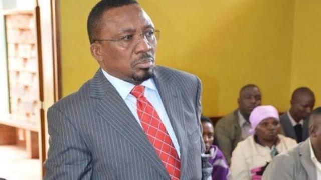 Pastor Maina answers King Kaka in Church