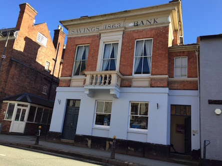 Green light for former bank's change of use