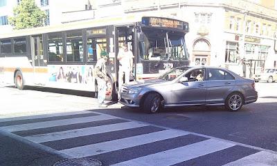 POD: Car vs Bus