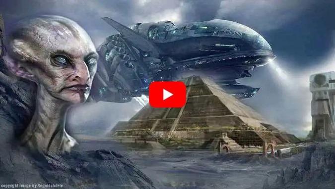 China, 12.000 anos atrás, uma raça extraterrestre