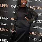 OIC - ENTSIMAGES.COM - Cynthia Erivo attends  McQueen - press night at Theatre Royal Haymarket on the 27th August 2015. Photo Mobis Photos/OIC 0203 174 1069