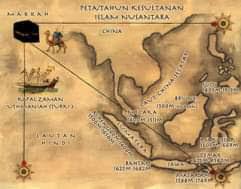 Sejarah: Salman al-Parsi (min Ahli Bayt Nabi) Pendiri Kerajaan Jeumpa Aceh.