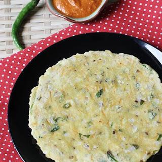 Akki Roti Recipe   Karnataka Akki Rotti (rice Flour Roti)