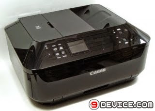 pic 1 - the right way to download Canon PIXMA MX925 laser printer driver
