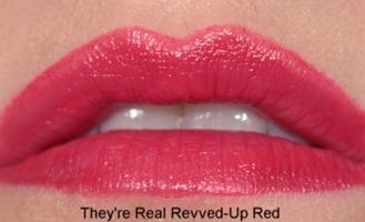 RevvedUpRedTheyreRealLipstickBenefit12