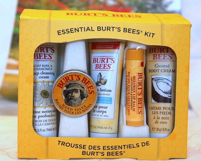 Kitul Burt's Bees Essential recenzie de produs. Experiența mea