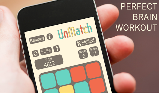 UnMatch™ : A Tricky Puzzle !- screenshot thumbnail