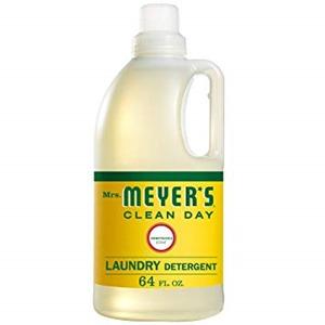 mrs meyers laundry