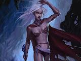 Magick Wizard Girl