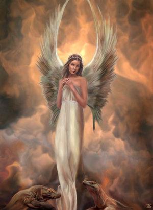 Innocent Angel Of Fair, Angels 5
