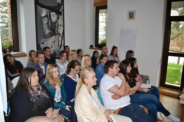 Prolećna škola preduzetništva, Divčibare, jun 2014. - 3.JPG