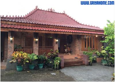 Rumah Klasik Jawa