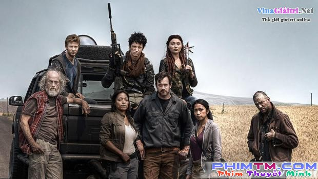 Xem Phim Cuộc Chiến Zombie 3 - Z Nation Season 3 - phimtm.com - Ảnh 1