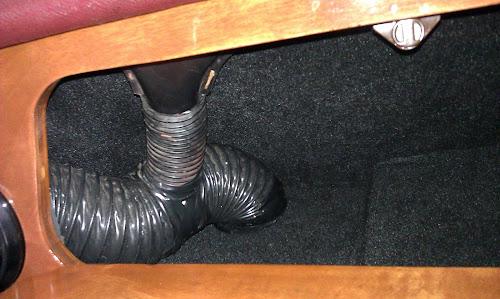 Glove Box tidy up IMAG0259