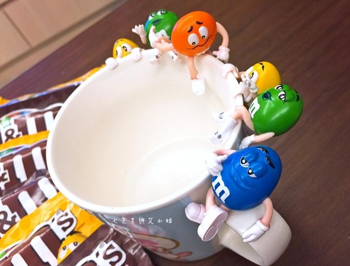 7 MM巧克力 愛靠杯 杯緣子