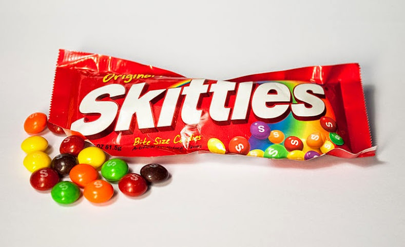 Totally Awesome Reasons I Love the 80s: Original Skittles