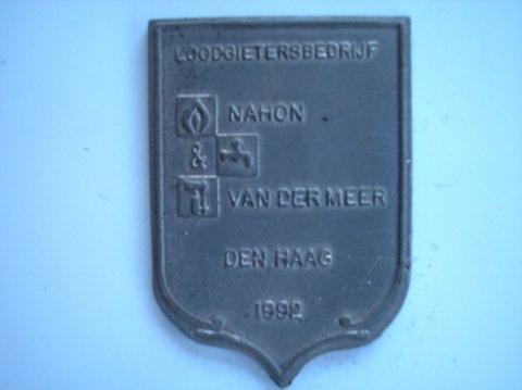 Naam: Nahon & v/d MeerPlaats: Den HaagJaartal: 1992