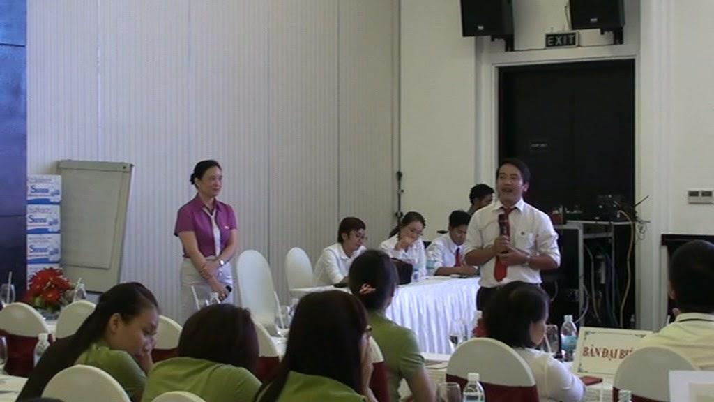 Anh Ngọc, nhân viên kinh doanh Khánh Hòa chia sẻ bí quyết thành công bản thân