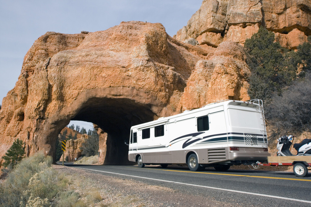 5 Reasons to Get a Motorhome