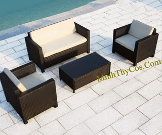 Rattan Sofa Set-MT151