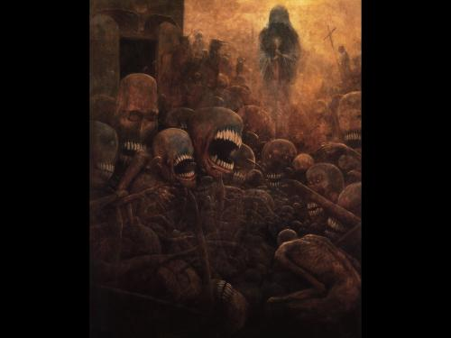 Zdzislaw Beksinski Others Dead, Death