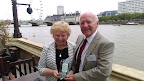 Posthumous award presented at House of Lords