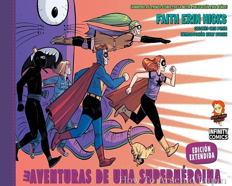 The Adventures of Superhero Girl (Expanded Edition)-001
