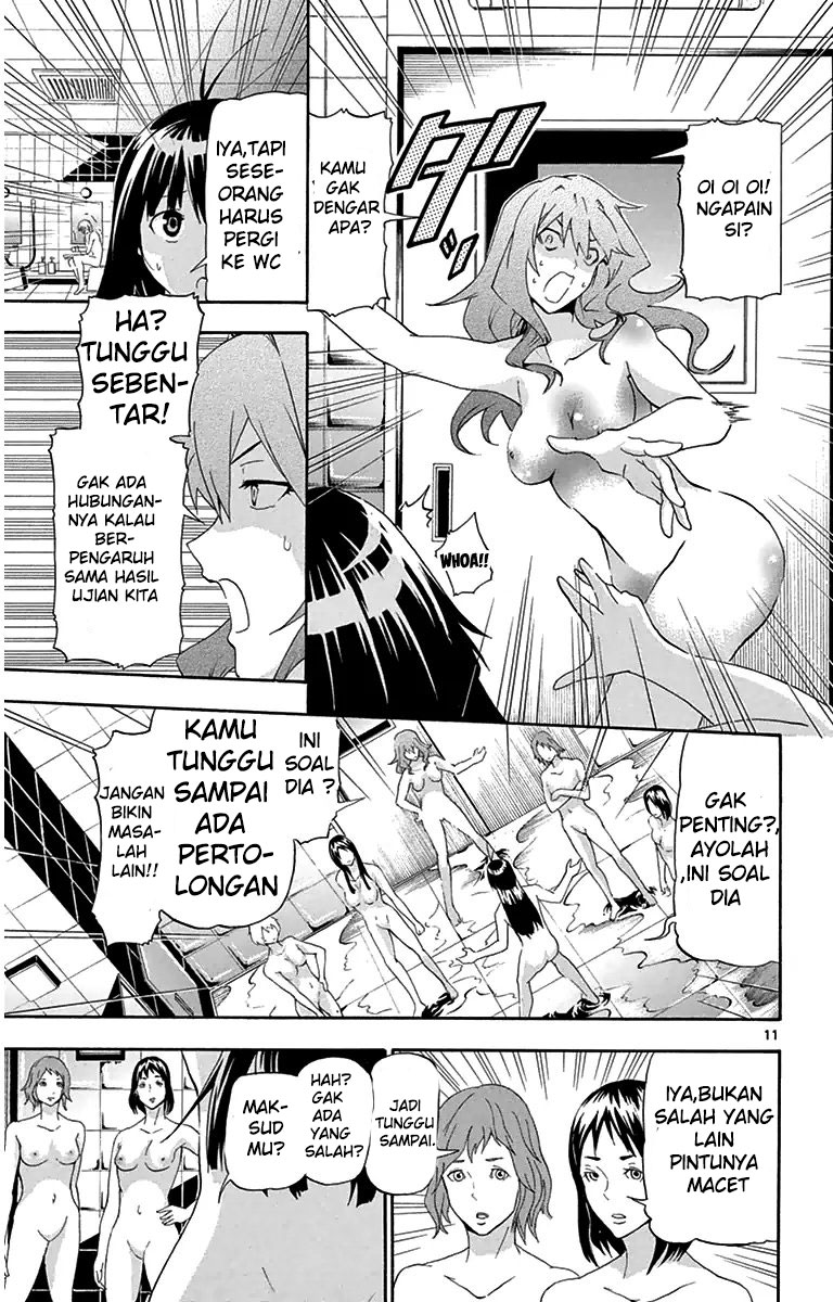 Keijo!!!!!!!!: Chapter 11 - Page 11