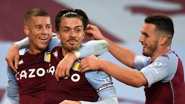 Defending Champions Liverpool Hammered 7-2 At Villa Park