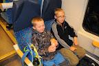 ve vlaku se nám líbí
