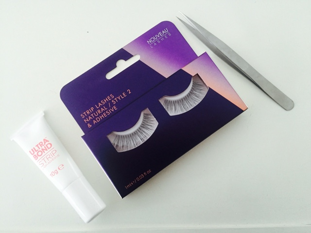 9b494fa78ee Nouveau strip lashes come in three different looks; Natural, Volume and  Glamour which also have 4 different styles.