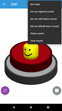 Download OOF! Button for Roblox APK latest version app for