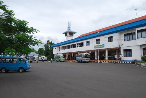 Travel Bitung Tomohon By Bus