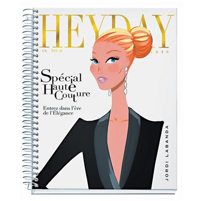Hey Day, libro con las ilustraciones de Jordi Labanda