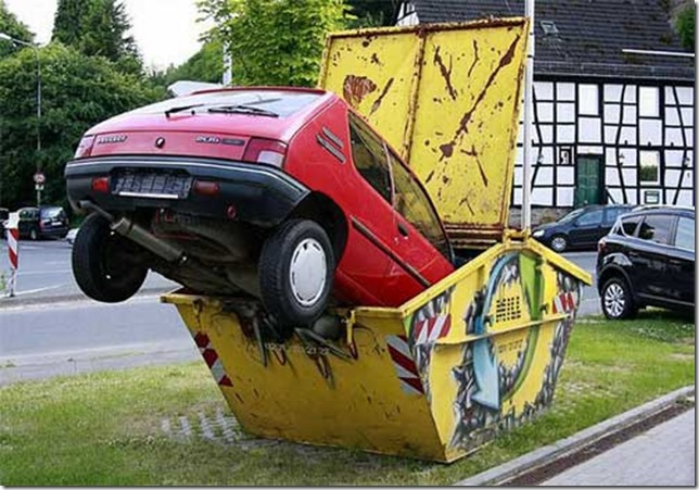 funny-car-accident-dumpster