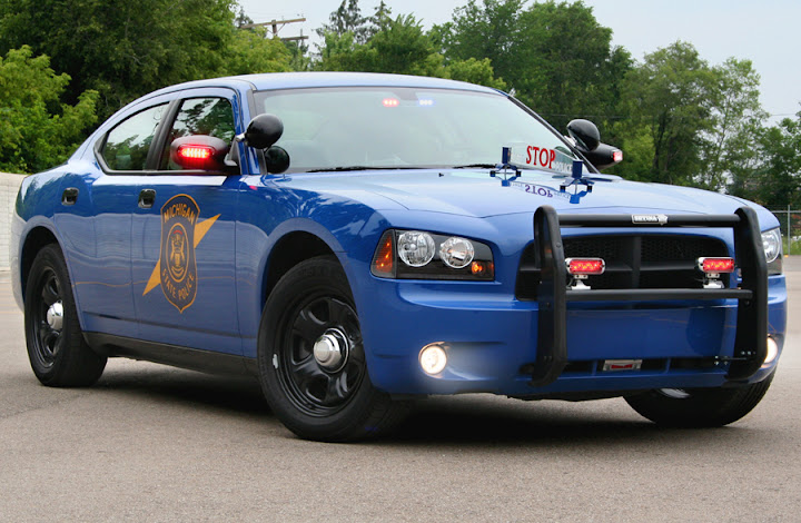 Michigan state police monitor citizens' 'potential' crimes