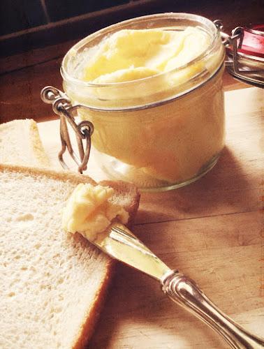 Butter in Jar