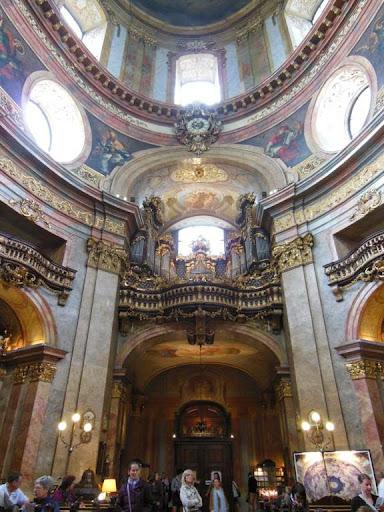 Dicen que la iglesia fue fundada por Carlomagno