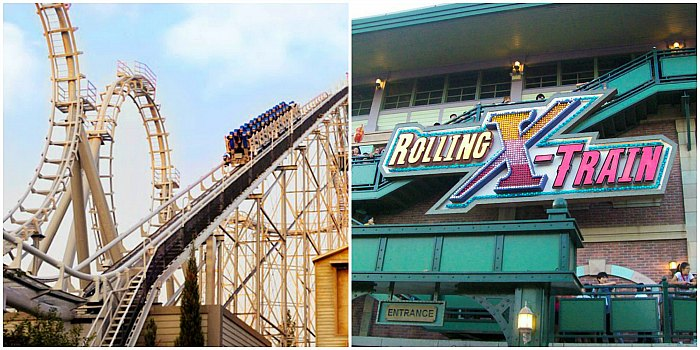 Rolling X-Train - Everland
