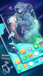Gravity Water Astronaut Themes HD Wallpapers icons 1.0 MOD + APK + DATA Download 1