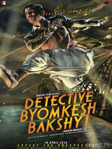 Phim Thám Tử Byomkesh Bakshi - Detective Byomkesh Bakshy - VietSub
