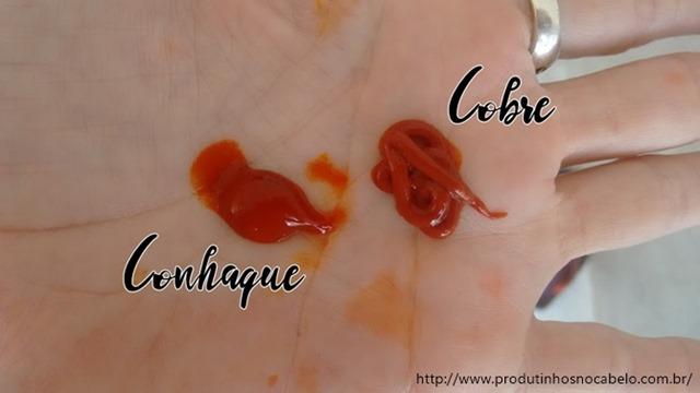 Keraton Cobre e Conhaque